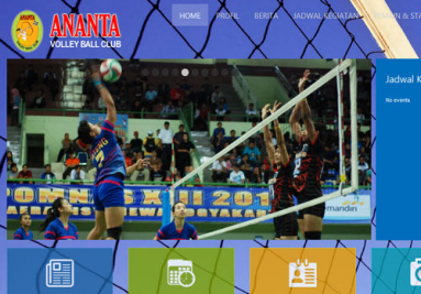 Our Client - Ananta Volley Ball Club
